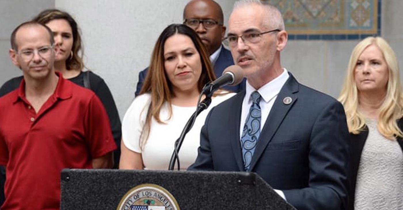 Los Angeles Councilman Mitch O'Farrell (Photo by: wavenewspapers.com)