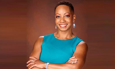 Renee Washington, the new Vice President of News for NBC4. (Photo Credit – Terri Rosales NBC4)