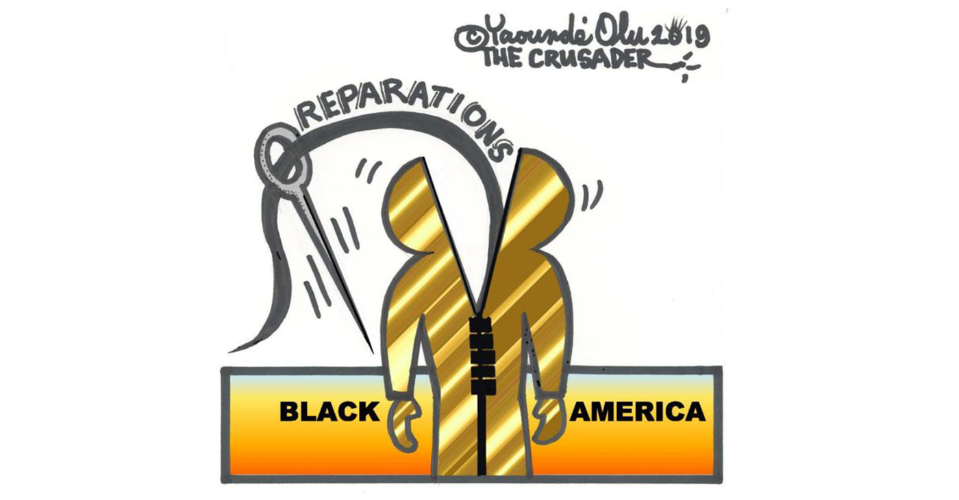 COMMENTARY: Reparations For Slavery Are Long Overdue!