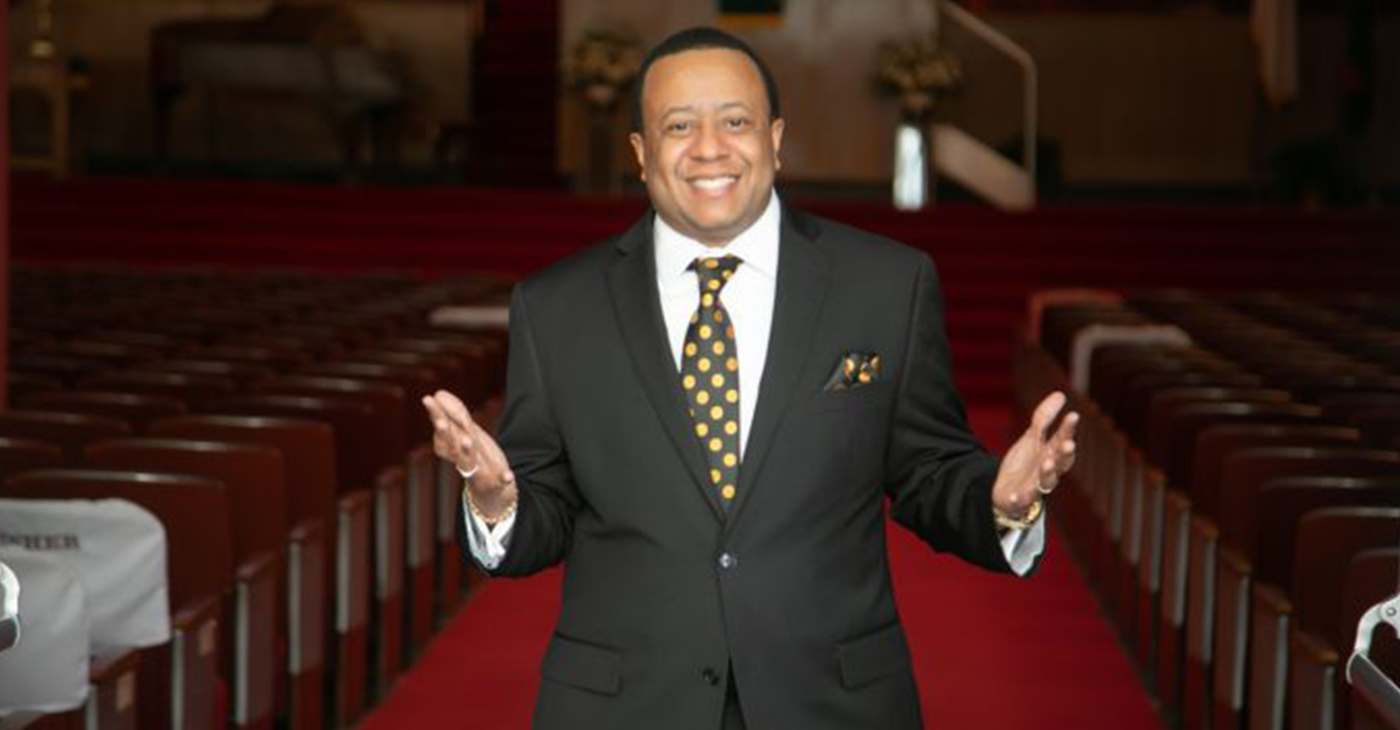 Reverend Andrew D. Hunt, Jr.