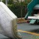 Sanitation Worker in Los Angeles (Photo by: wavenewspapers.com)