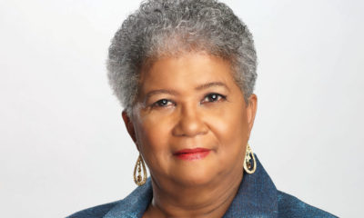 Former Chairman, Dorothy R. Leavell, publisher of the Chicago and Gary Crusader Newspapers, said she won't let anything stand in the way of her fighting for the success of the Black Press.
