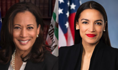 """I am proud to join Senator Harris in introducing the Fair Chance at Housing Act … this legislation is one of many steps that need to be taken to repair our broken criminal justice system,"" Ocasio-Cortez said."