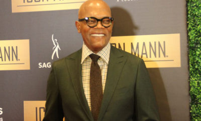 Samuel L. Jackson (Photo credit: A.R. Shaw for Steed Media)
