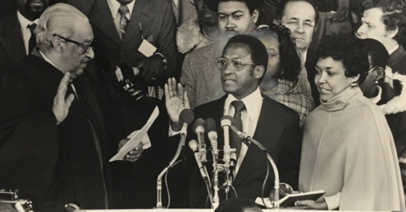 Prominent American civil rights activist and Washington, D.C. politician Sterling Tucker passed away on July 14, in Washington, D.C. (Photo: @councilofdc / Twitter)
