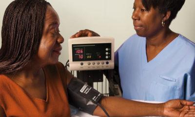 Blood Pressure screening (Courtesy photo)